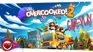 OVERCOOKED 2  ESPAÑOL  -  GAMEPLAY   LIVE WALKTHROUGHT PART 1 2, 1 4 AND 1 6 | MY VIDEO GAMES WORLD