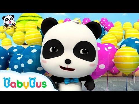 Baby Panda Cooking