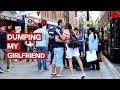 Dumping my girlfriend! Funny Conversation Starter