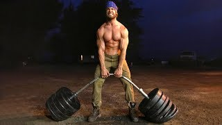 How Much Weight Can a Barbell Hold? | STRENGTH TEST thumbnail