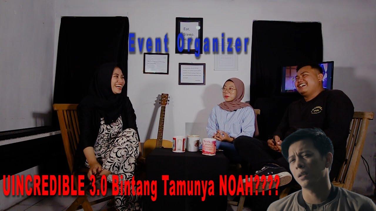 Event Organizer UKM Musik UIN Walisongo Semarang with Mas Marko (CEO Saka Production) - PODIUM