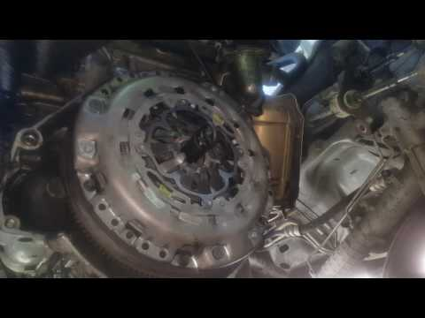Saab 9-3 clutch replacement