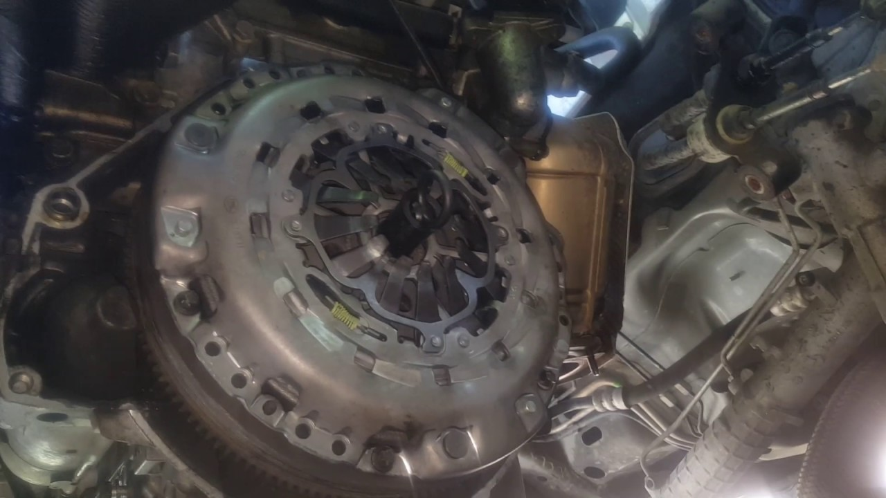 Saab 9 3 Clutch Replacement Youtube Timing Belt 2000