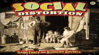 08 Alone and Forsaken - Social Distortion