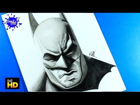 how to draw batman vs superman