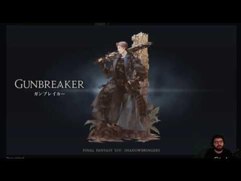 GUNBREAKER JOB  & NIER RAID! – FFXIV EU Fan Fest Keynote Overview