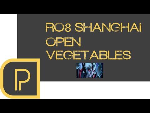 VEC Ro8 Shanghai Open Quali Purge plays Venge