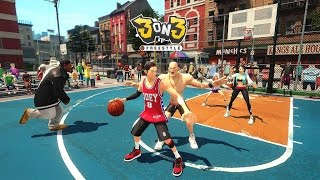 3on3 freestyle street basketball   closed beta   03