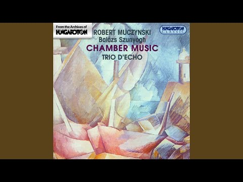Time Pieces for Clarinet and Piano Op. 43: II. Andante espressivo