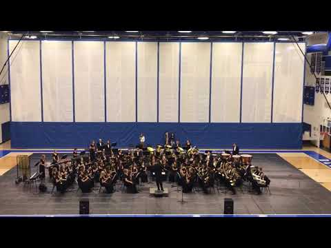 'Twas the Night Before - Mooresville High School Christmas Concert 2017