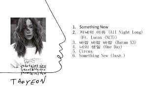 Download lagu Something New - Taeyeon 3rd mini album