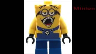 custom lego minifigures batman marvel x men lantern superman superheroes minifigs penzora