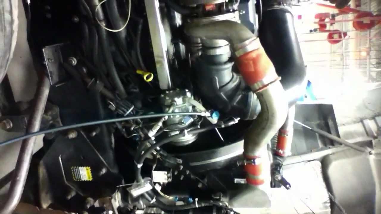 Mack Vision 460 Ac Performance Test Youtube