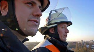 7 Tage bei der Feuerwehr (Reportage)