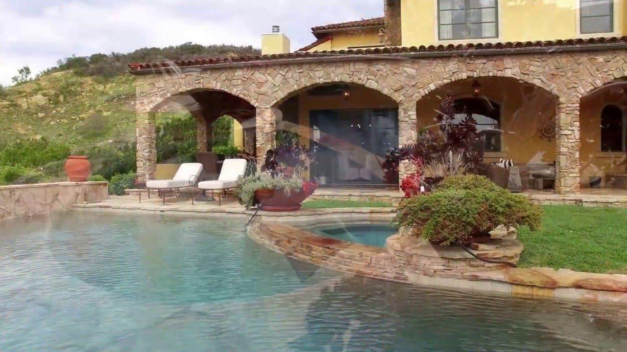 italian villa in calabasas park estates youtube