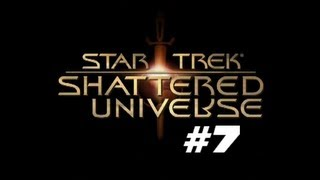 Star Trek: Shattered Universe Walkthrough Mission 7: A Dish Best Served Cold (Cheat)