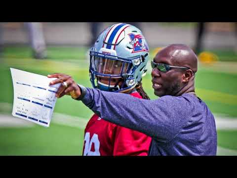 Montreal Alouettes general manager Kavis Reed interview