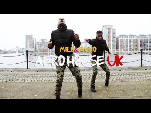 Milo & Fabio - AfroHouse UK (Official Video)
