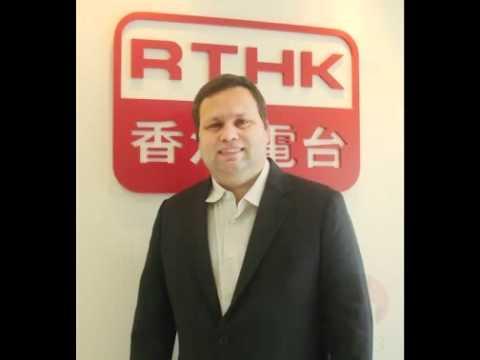 Paul Potts @ Radio rthk Hong Kong(part2)