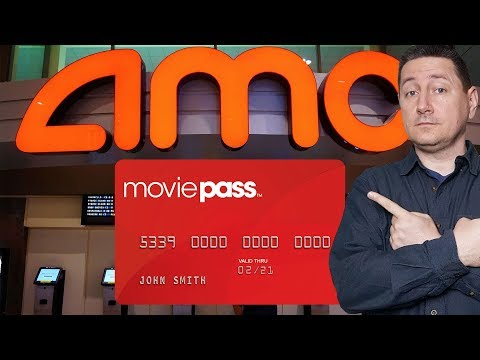 Moviepass Vs AMC - Understanding The Fight Using Us As Pawns