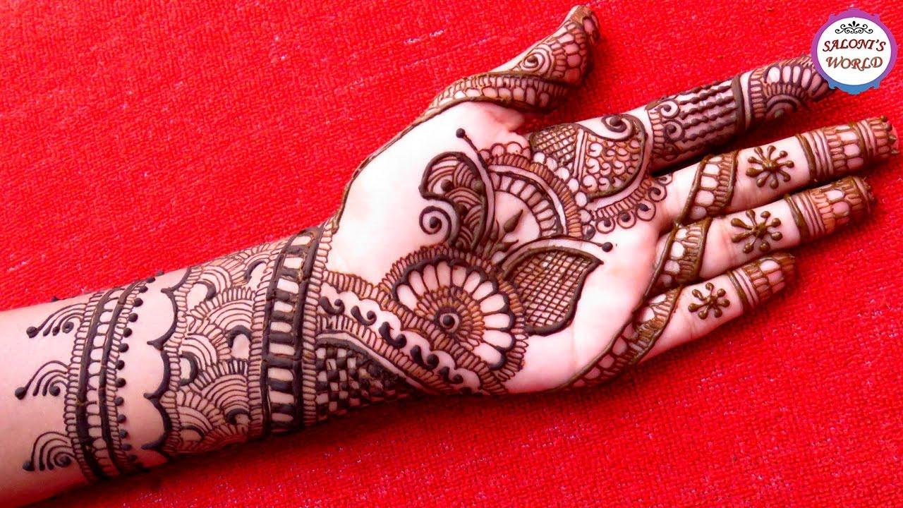 Mehndi Designs Please : Beautiful indian mehndi designs arabic henna bridal