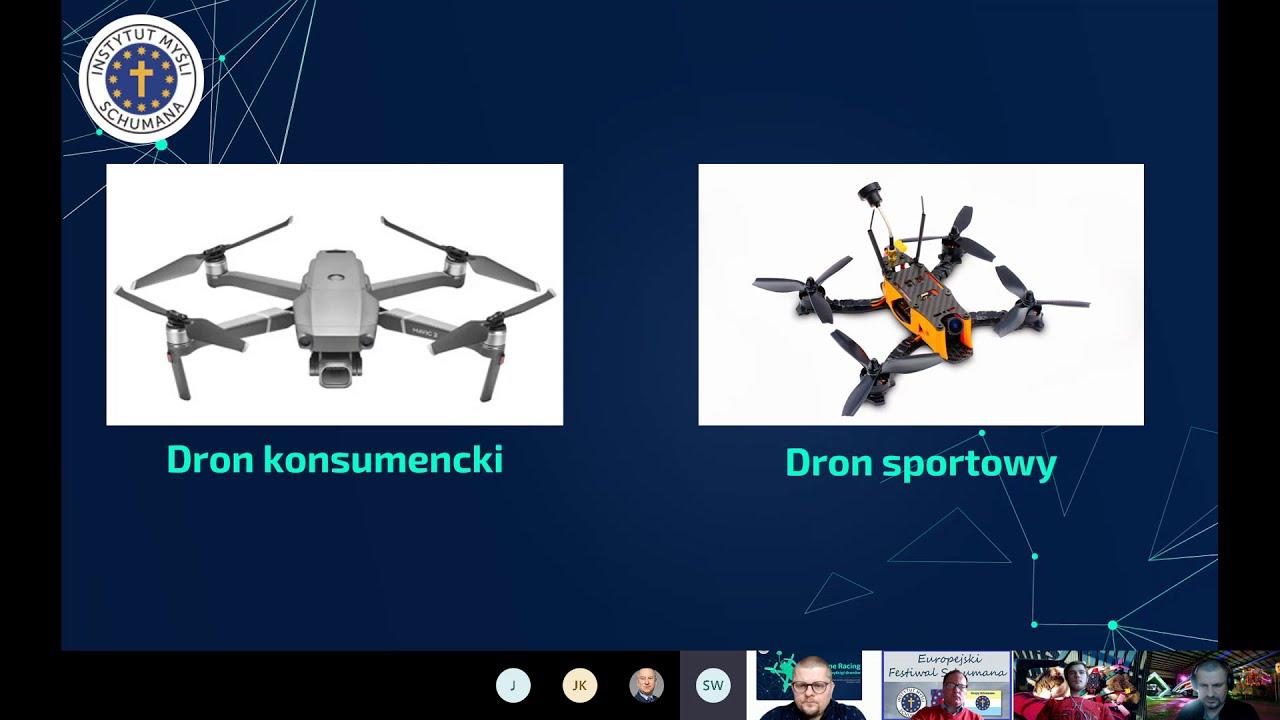 Drone racing dyscyplina sportu łącząca pokolenia, przyprawiająca skrzydła niemogącym chodzić фото