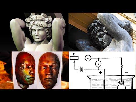 """Тайна """"невозможных"""" скульптур"""