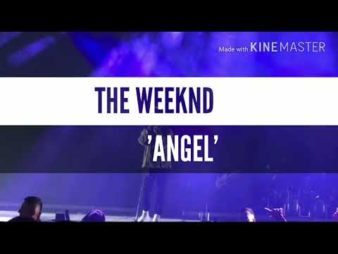 The Weeknd - Angel (LYRICS & SUBTITULOS) (live)