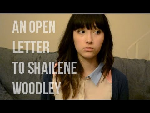 An Open Letter to Shailene Woodley About Feminism