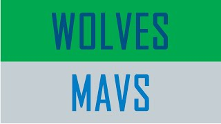 Minnesota Timberwolves vs Dallas Mavericks | HIGHLIGHTS | Oct 20, 2018