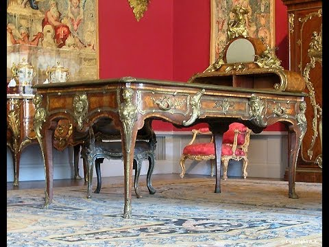 ASMR - Introduction to French Furniture (Louis XIV, XV and X