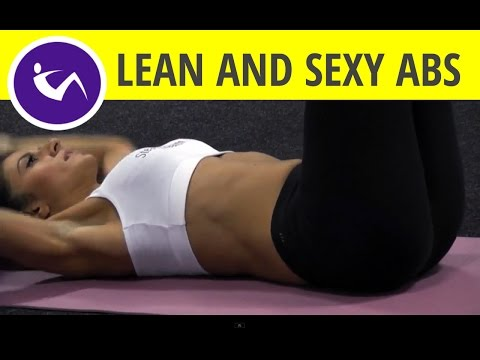 Workout for upper abdominal muscles: abs workout at home