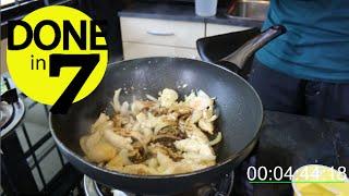 Ayam Goreng Mentega   Done In 7.
