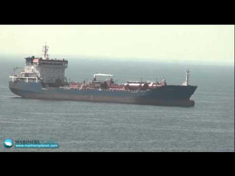 Chemical Tanker Video