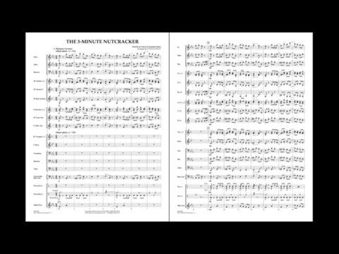 The 3-Minute Nutcracker by Tchaikovsky/arr. Conley