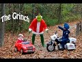 KIDZ MOTORZ Police Motorcycle Kid Cops Little Heroes The Grinch Who Stole Christmas