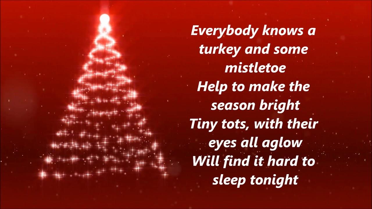 Nat King Cole - The Christmas Song (Lyrics) - YouTube