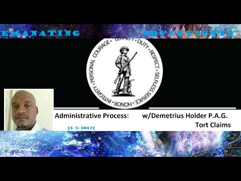 The Administrative Process w/ Demetrius Holder [Private Attorney General]