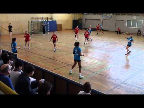 CdL-wJC_HF_HC Leipzig vs. SV Union Halle-Neustadt (Teil 1)