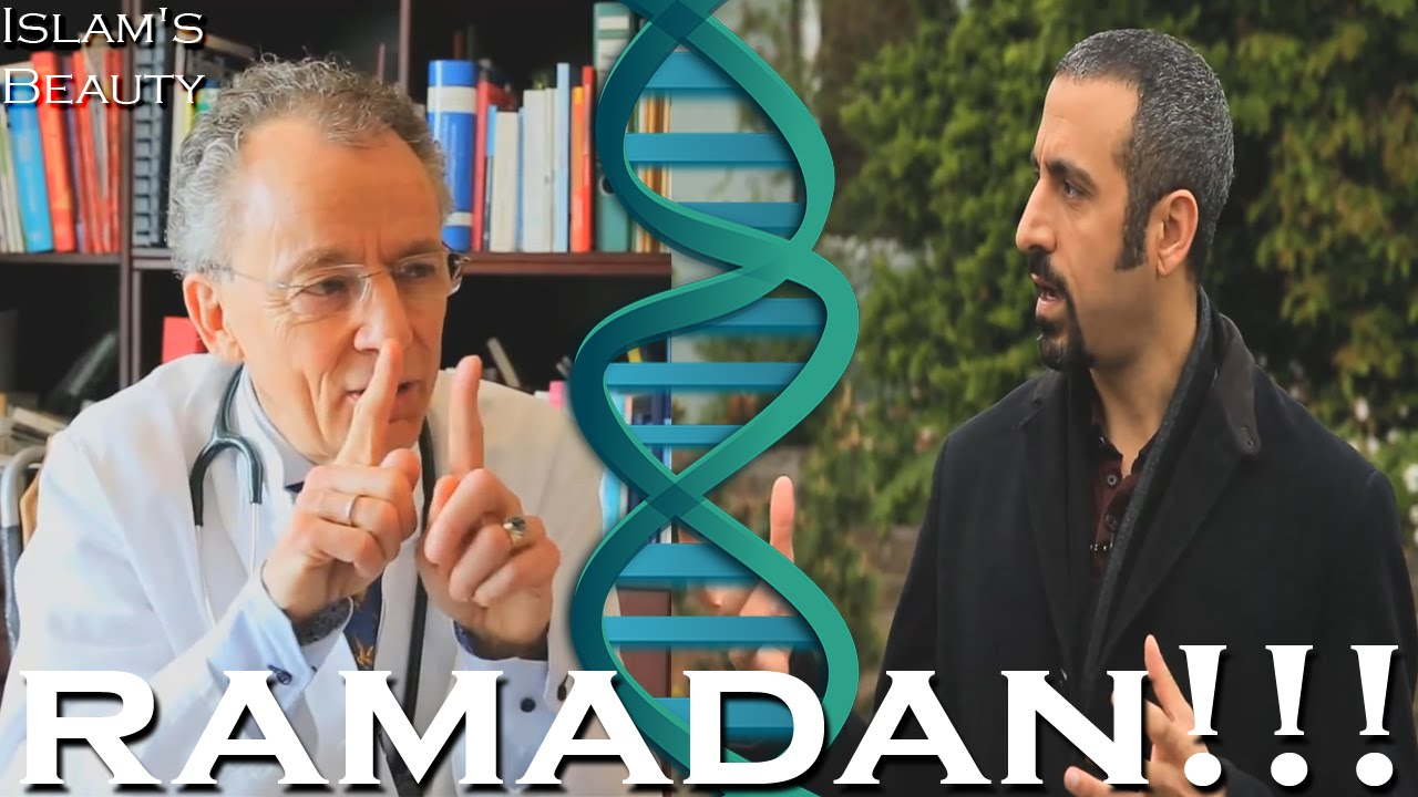 The Fasting in Ramadan - Scientifically!! - Be sure to watch this entire video 2016