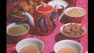 Чайные традиции Бурятии и Казахстана  Сходство и различия