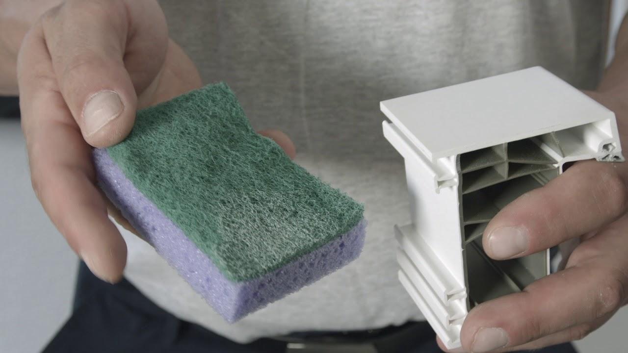 Extrem Fensterrahmen reinigen: Das hilft gegen vergilbte Rahmen CB72