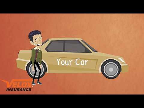 Auto Insurance Explained - Four Basic Car Insurance Coverages - Velox Insurance