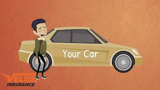Auto Insurance Explained - Four Basic Car Insurance Coverages - Velox Insurance