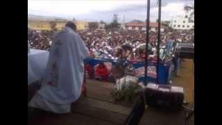 Sermon Padre Alvaro de Jesús Puerta Misa de Sanación Soracá Boyacá 02_08_14
