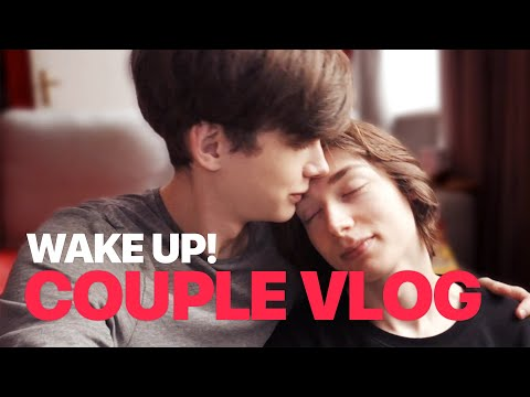 How to Wake up Your Boyfriend! — Couple VLOG