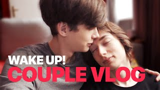 How to wake up your BF? - Couple VLOG [WEEKLY VLOG #14]