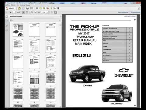 2013 isuzu dmax service manual wiring diagram isuzu d max workshop service repair manual youtube rh youtube com isuzu d max 2013 asfbconference2016 Images
