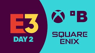 E3 2021 Xbox and Bethesda Showcase, Square Enix Presents, and More | Play For All