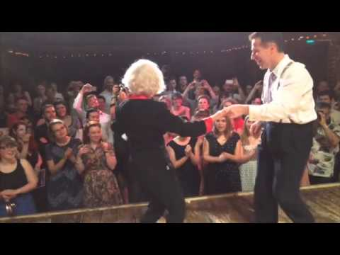 Scott Cupit and Jean Veloz - Wiltons Music Hall dance
